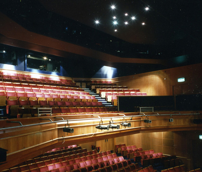 Cambridge Arts Theatre Bb C Architects