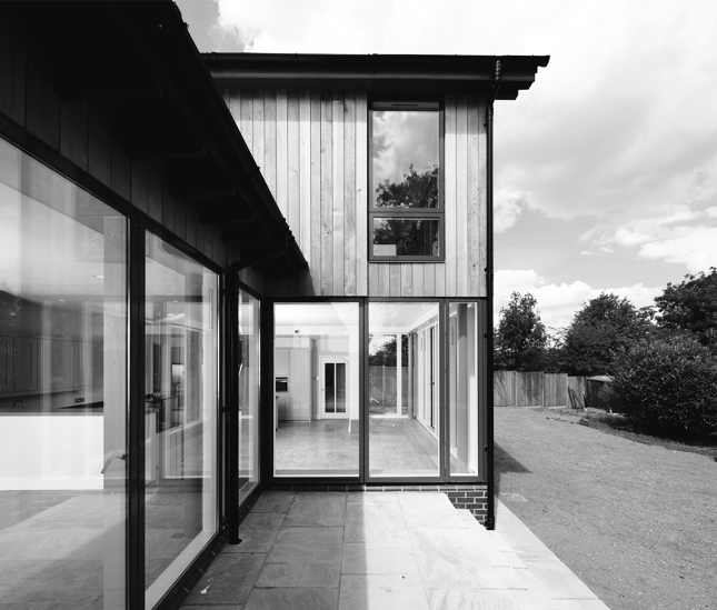 Glass House Bb C Architects