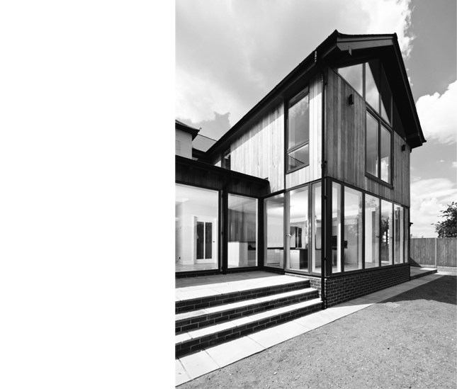 Glass House Bb C Architects