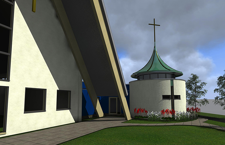 Cambourne Church Phases II & III